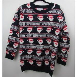 Cotton Emporium Ugly Christmas Sweater Size Small
